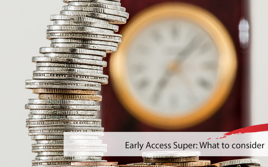 Early super access: What to consider