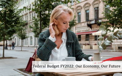 Budget FY2022: Our Economy, Our Future