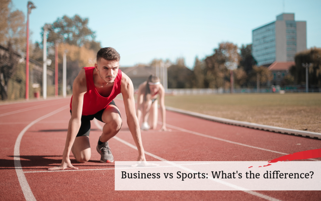 Business vs Sports: What's the difference?