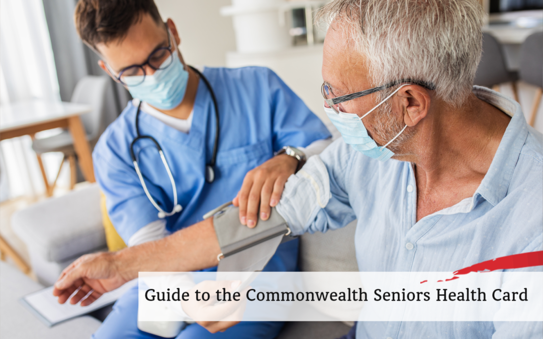 Guide to the Commonwealth Seniors Health Card